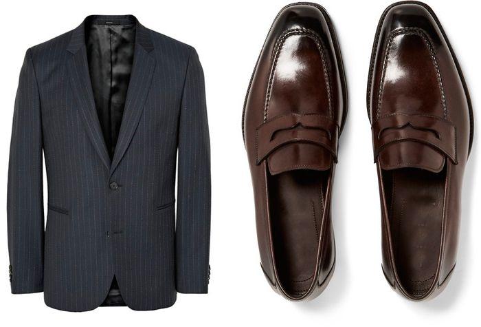 Как подобрать цвет костюм