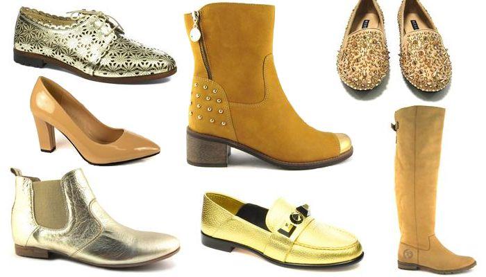 обувь для встречи Нового года Желтой земляной собаки